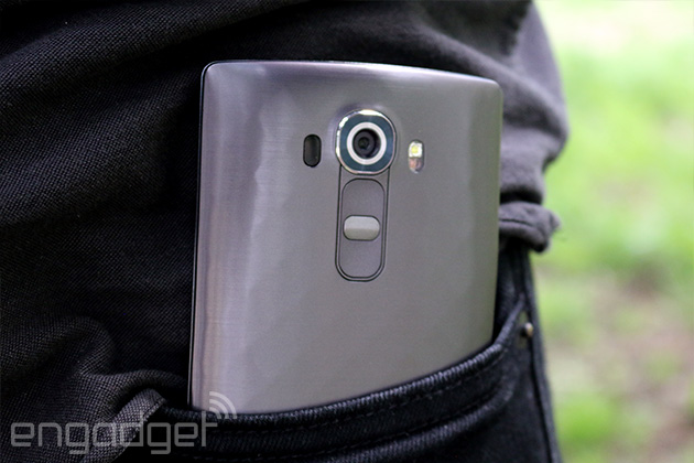 LG G4 review: refined, but not game-changing