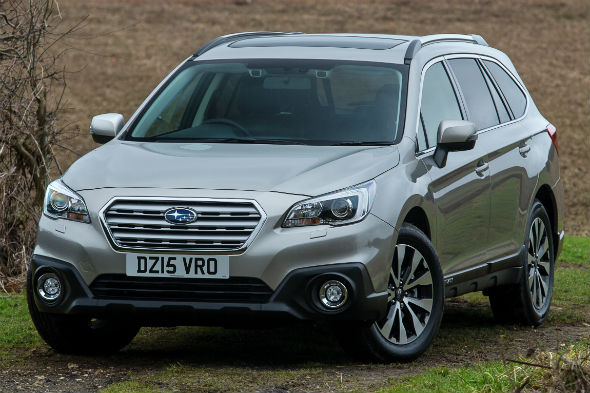 First drive subaru outback aol uk cars for Subaru motors finance c o chase