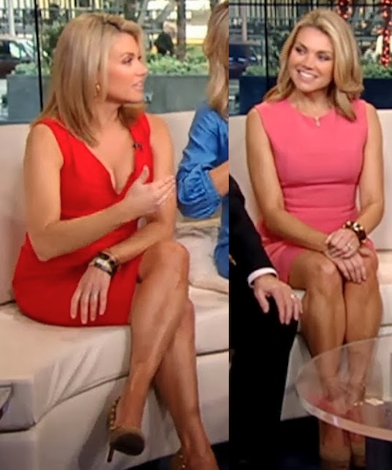 Meghan Mccain Michelle Malkin: The Legs Of Fox News Quiz
