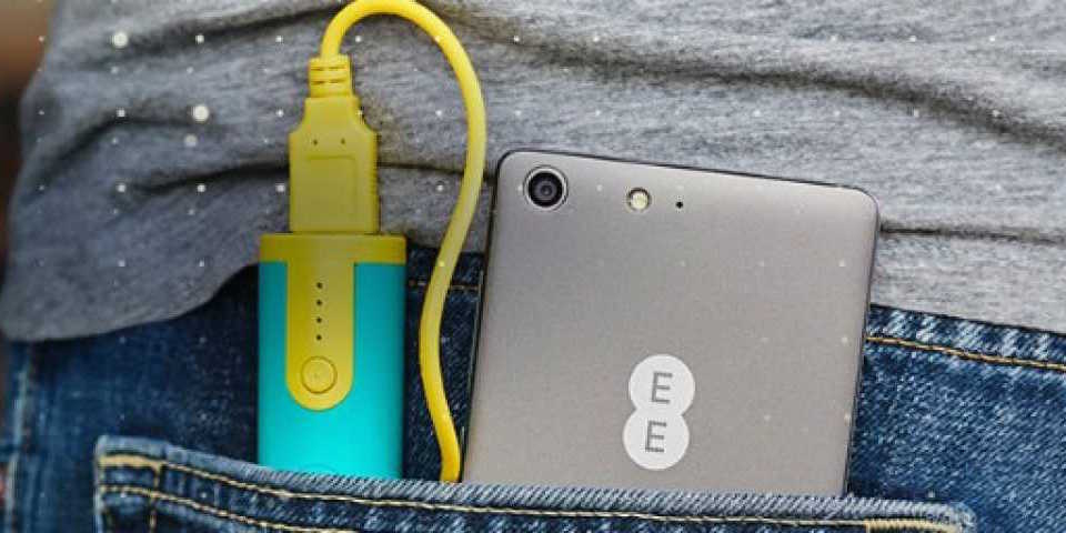 EE's free Power Bar chargers are back in stock