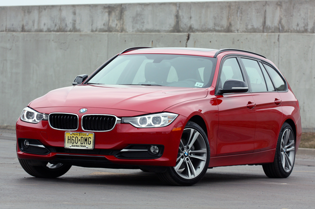 2014 BMW 328d Sport Wagon