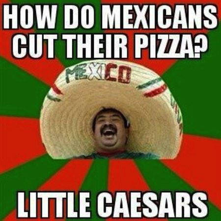 funny country jokes, 45 jokes 45 countries, mexico little caesars