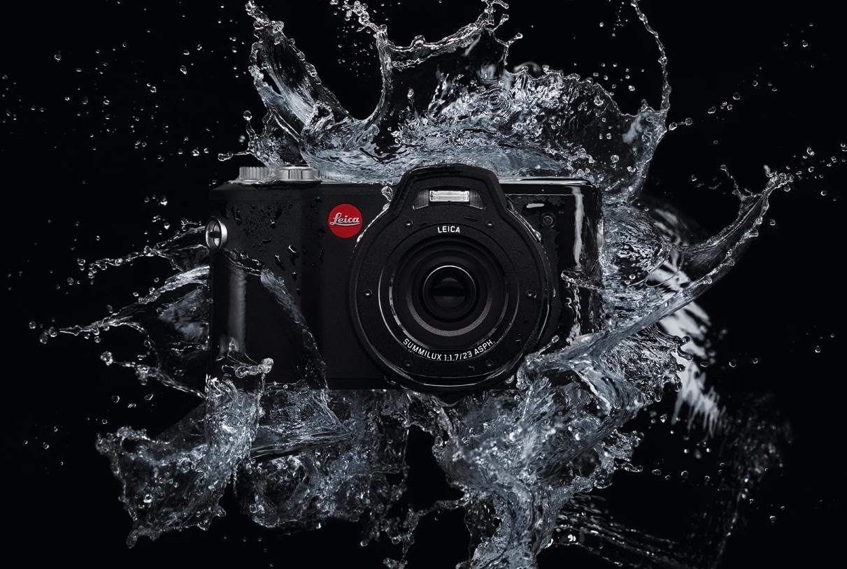 La Leica X-U es la rugerizada ideal para manazas con dinero