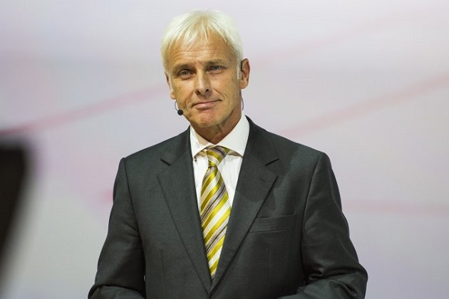 フォルクスワーゲン、新CEOにポルシェCEOのマティアス・ミューラー氏を起用