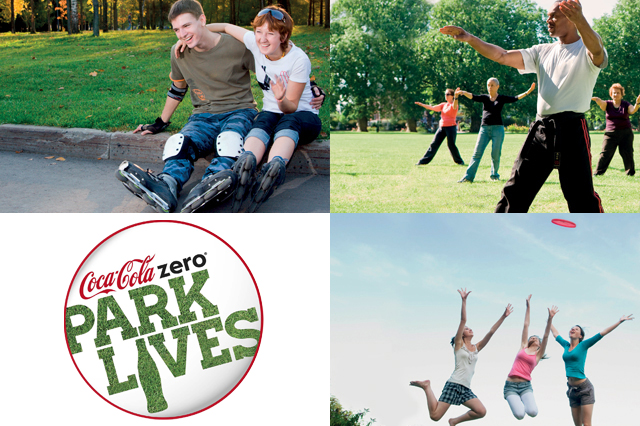 Coca-Cola Zero Parklives