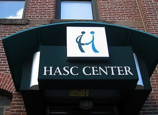 hasc center logo, business logo fails
