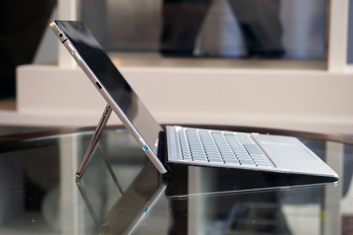 The HP Spectre x2 is like the Surface Pro, but cheaper and lower-specced