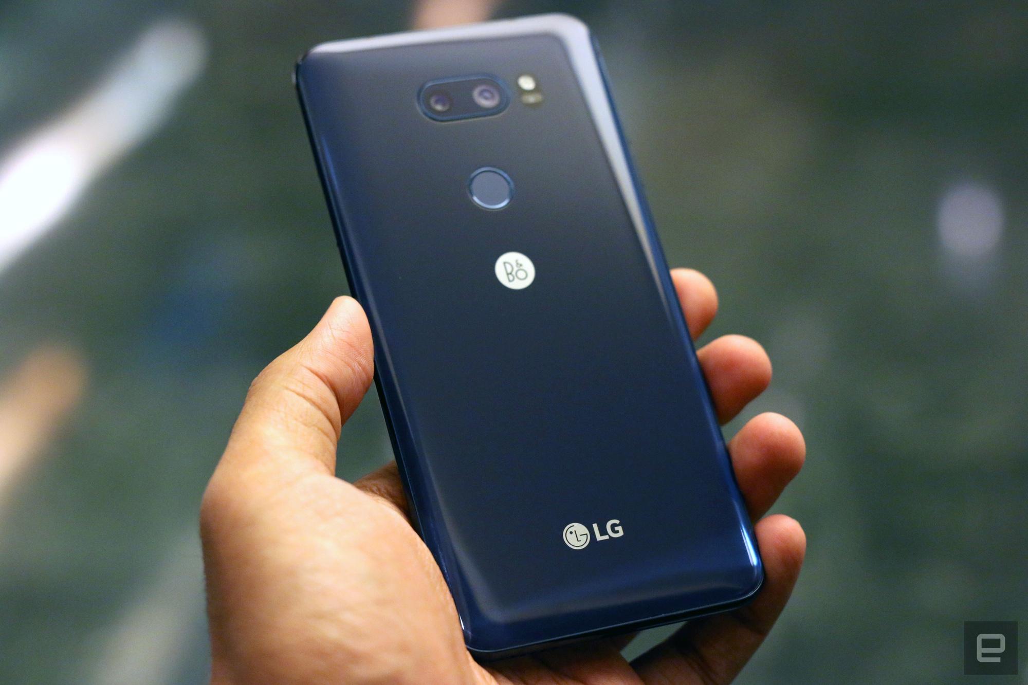 Así es el LG V30S ThinQ, el teléfono con IA que el V30 debería haber sido