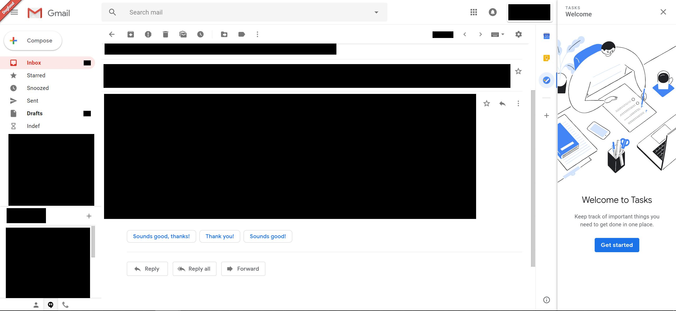 Gmail-Redesign bringt viele praktische Neuerungen