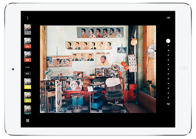 VSCO Cam mejora sus prestaciones y, de paso, salta al iPad