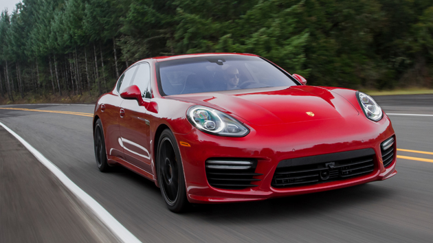 Porsche and Mercedes want electric cars that can fight Tesla