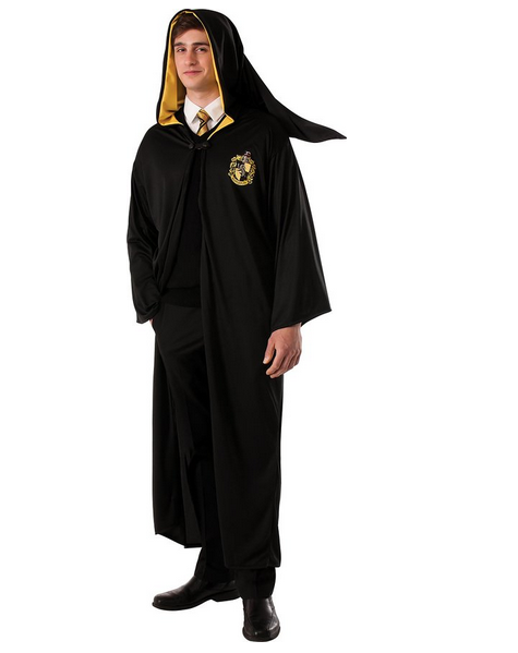 """Harry Potter and the Deathly Hollows"" Hufflepuff Robe"
