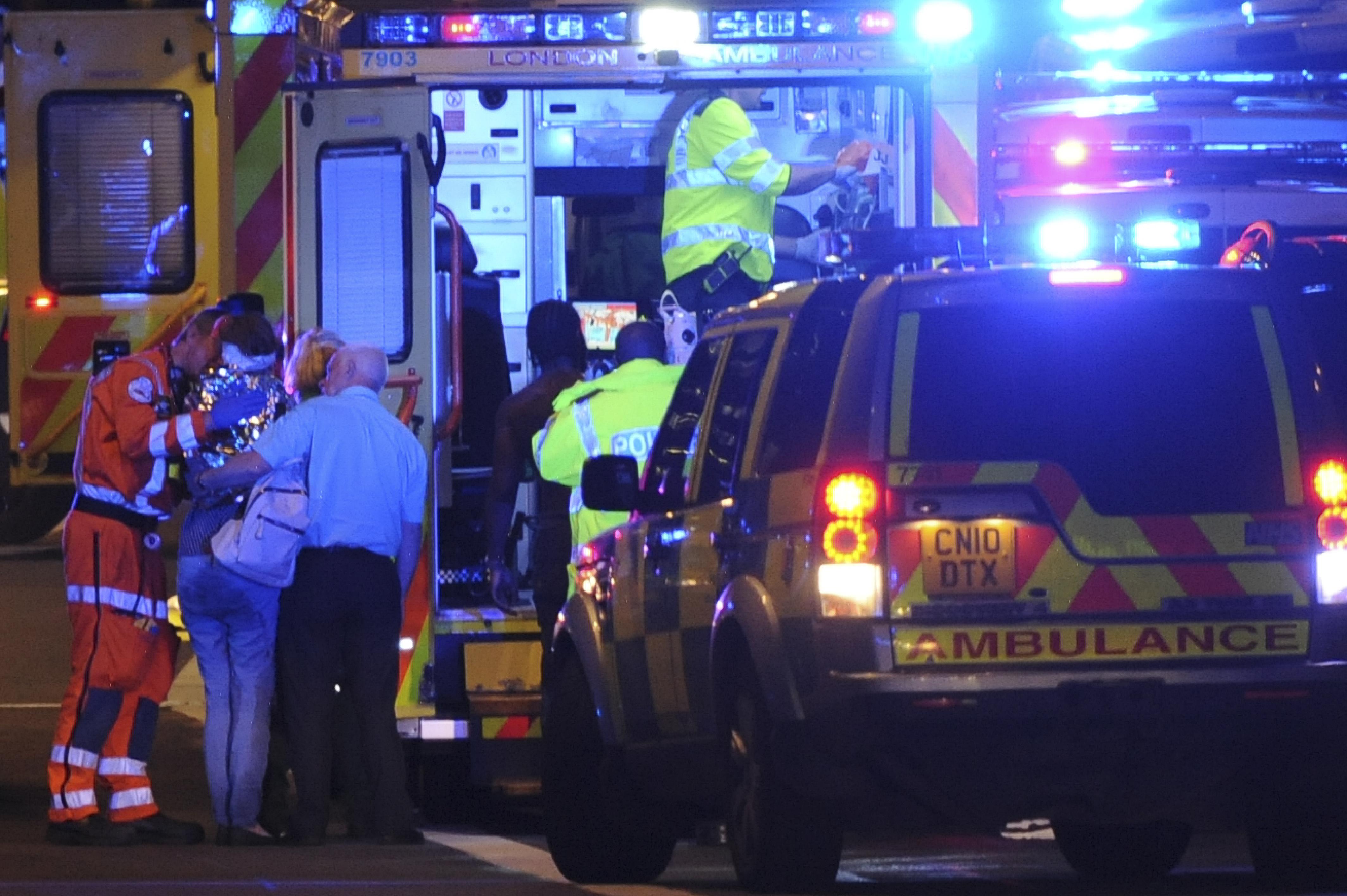 Alexandre, ce Français de 27 ans tué dans l'attaque — Attentat de Londres