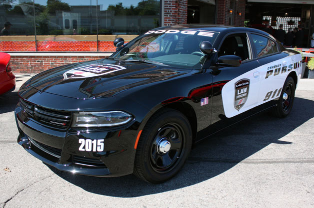Hellcat Charger Police Car Autos Post