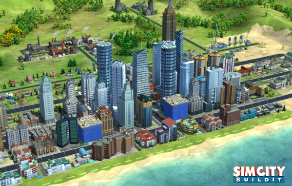 SimCity lays foundations for new mobile game, 'coming soon'