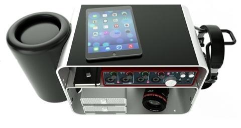 Hive73 Mac Pro Deck