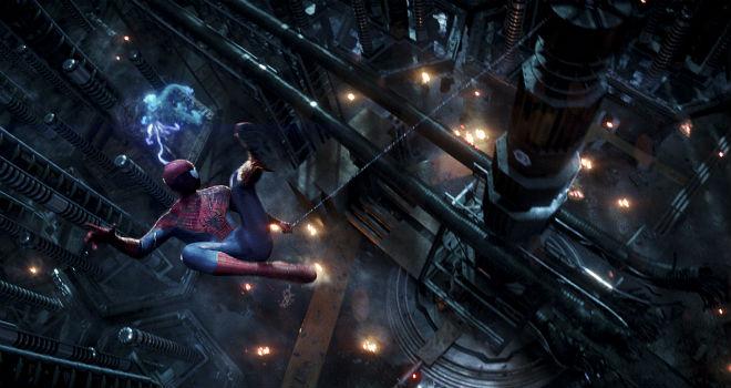 Weekend Box Office Amazing Spider Man