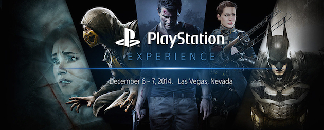 Watch the PlayStation Experience 2014 keynote right here!