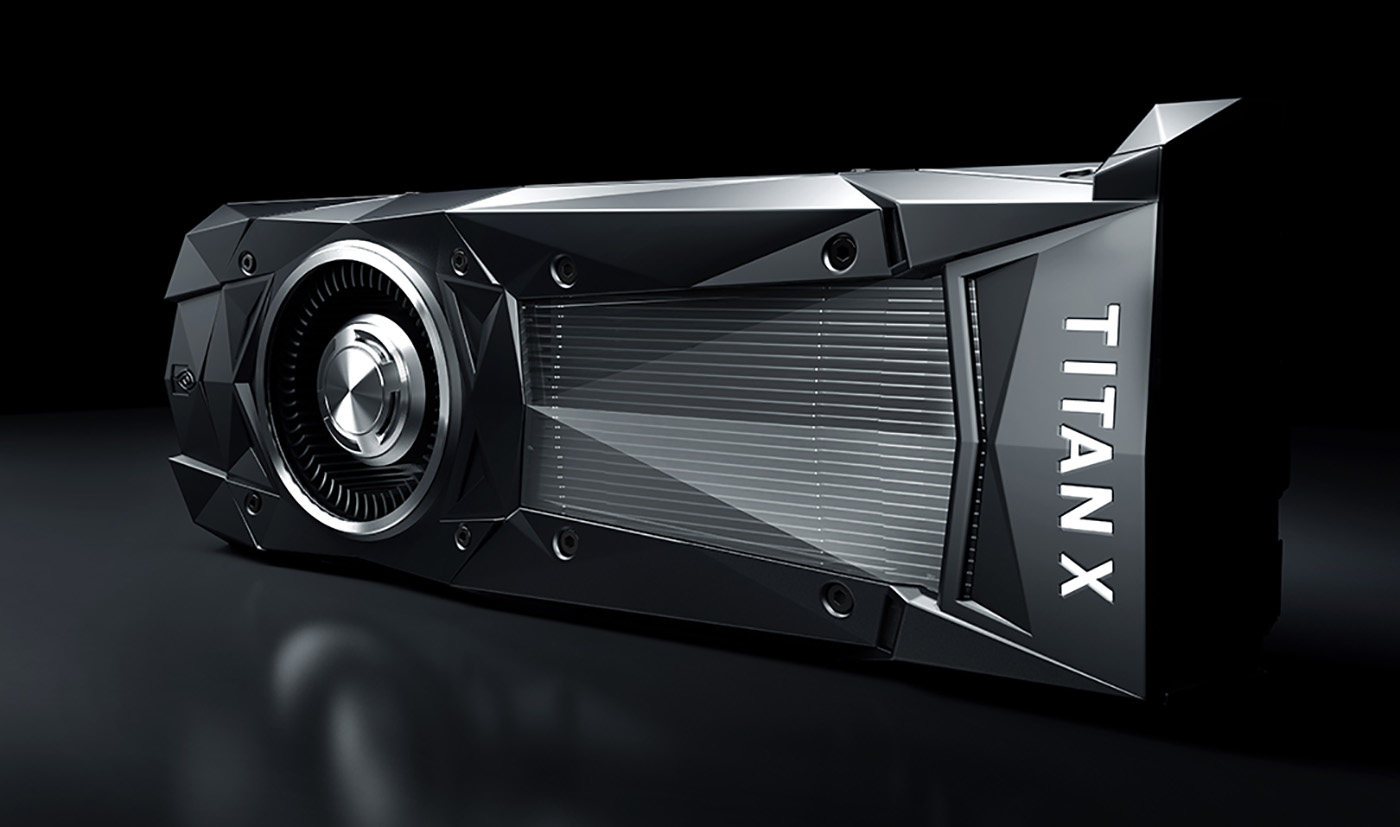 3 La nueva NVIDIA Titan X es más potente y poderosa que nunca