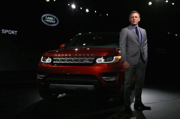 【レポート】映画『007』最新作に使われる特別仕様車9台が盗難被害に!