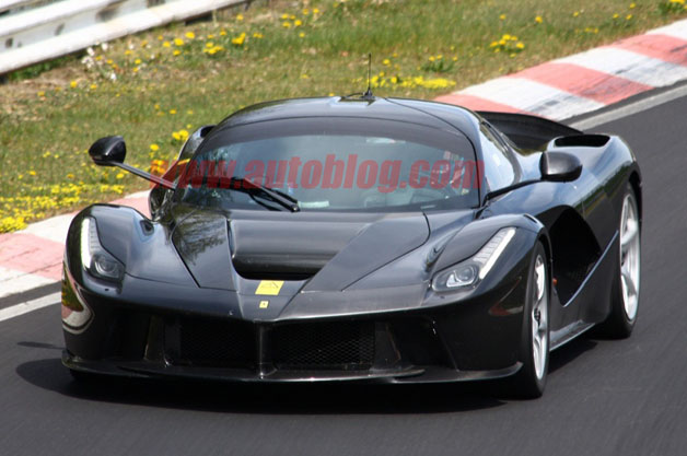 LaFerrari XX may have lapped Nürburgring in 6:35