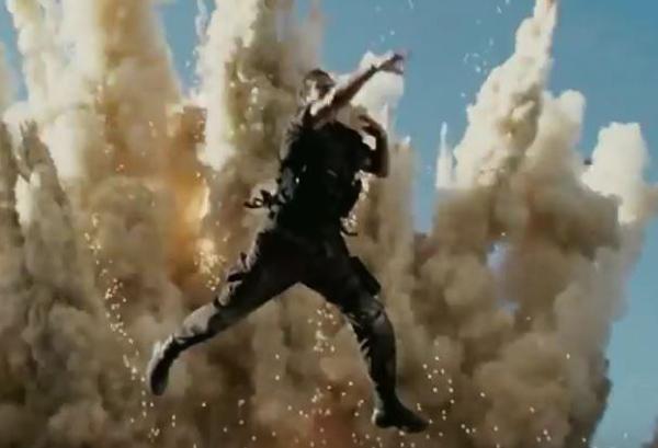 Gerard Butler Has Fallen