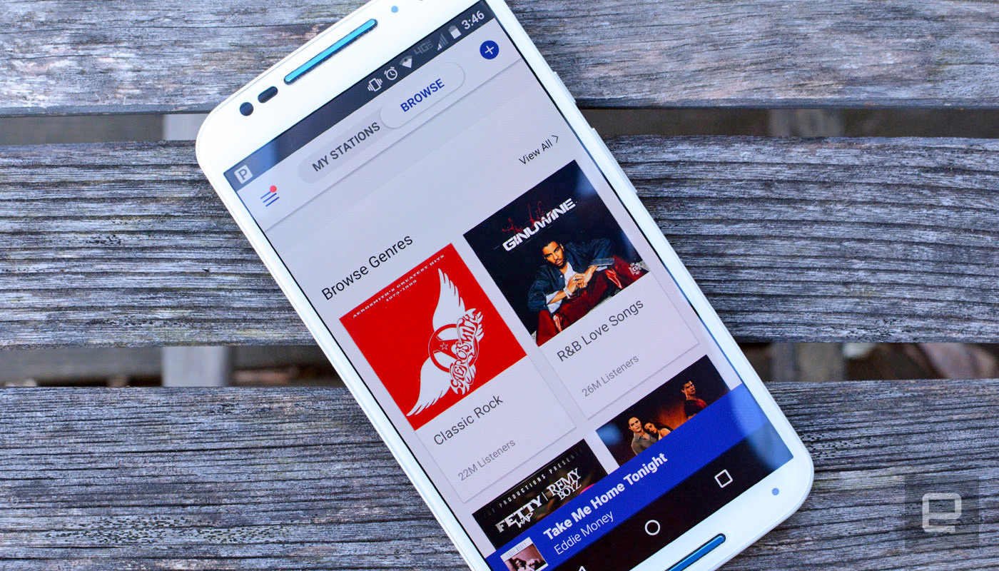 Pandora isn't selling, plans to offer cheaper subscriptions