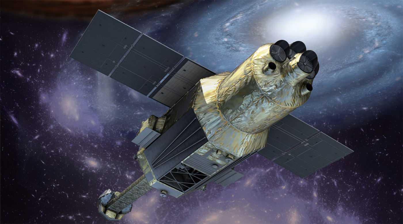 Japan's most powerful X-ray satellite went incommunicado