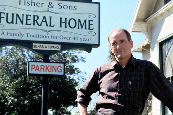 greatest fictional companies on television, fisher and sons six feet under
