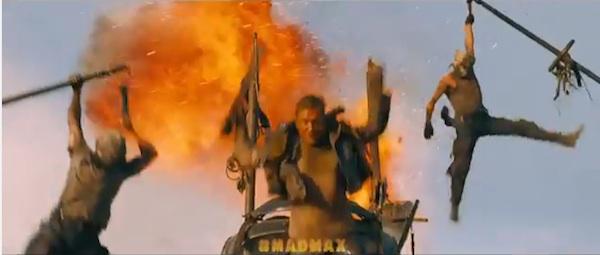 YOUはSHOCK!R指定暴力映画『マッドマックス』の世紀末なヒャッハー!すぎる動画まとめ