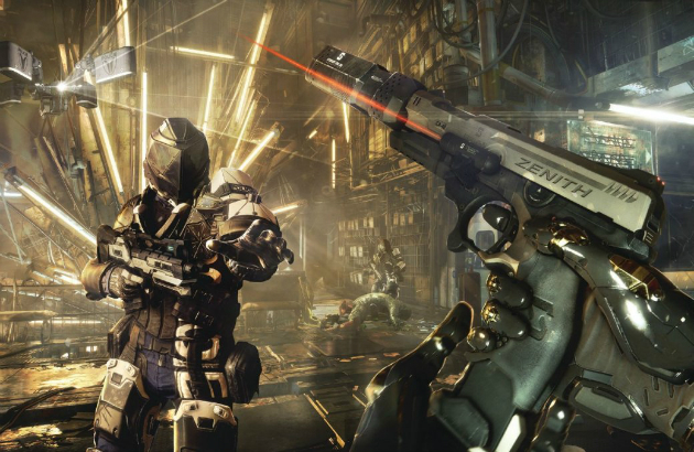 'Deus Ex: Mankind Divided' pre-orders live now