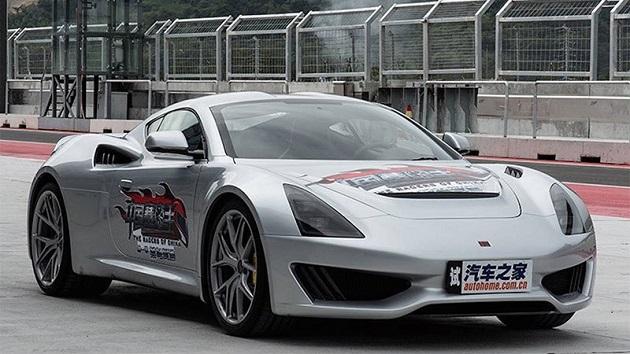サリーンが中国で生産する新型スポーツカー「S1」とは?