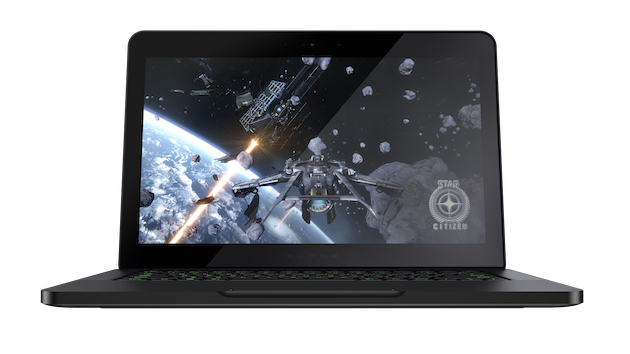 New Razer Blade has a 4K touchscreen that won't kill battery life