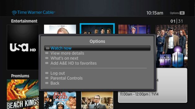 time warner cable tests the  u0026 39 evolution u0026 39  of streaming tv in