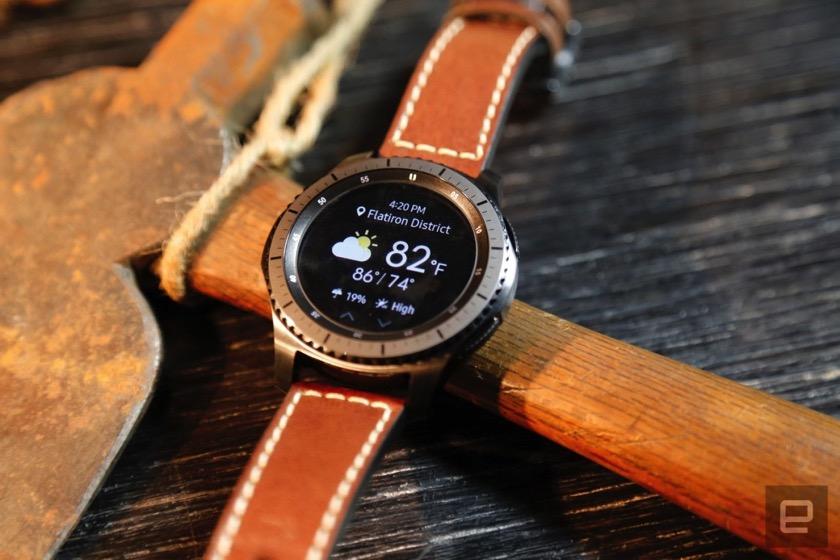 Samsung Gear Fit 2 Pro war versehentlich zu früh im Online-Store