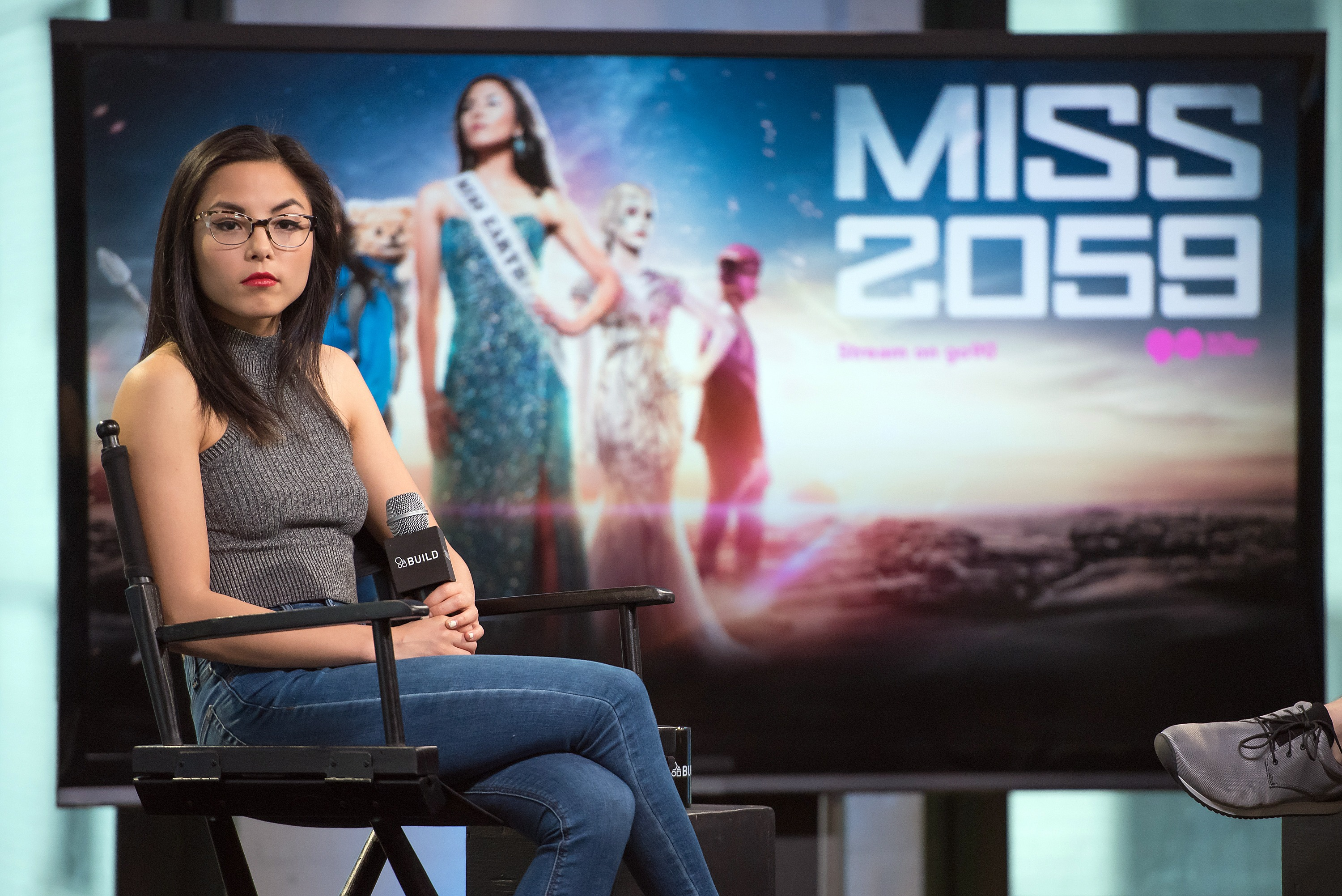 Miss 2059 star Anna Akana reveals her favorite moment on set | Buy A House  Club