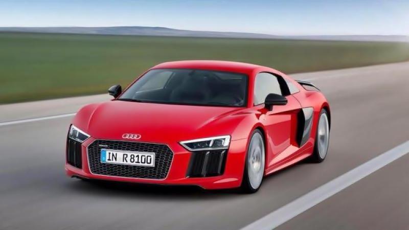 2015, audi, Audi R8 Video, autosalon, breaking, der neue Audi R8, der neue r8, genf, laser, laserlight, laserspot, Mittelmotorsportwagen, offiziell, premiere, r8, scheinwerfer, sound, Video, Erlkönig, durchgesickert, leaked, Nürburgring, Audi R8 2016