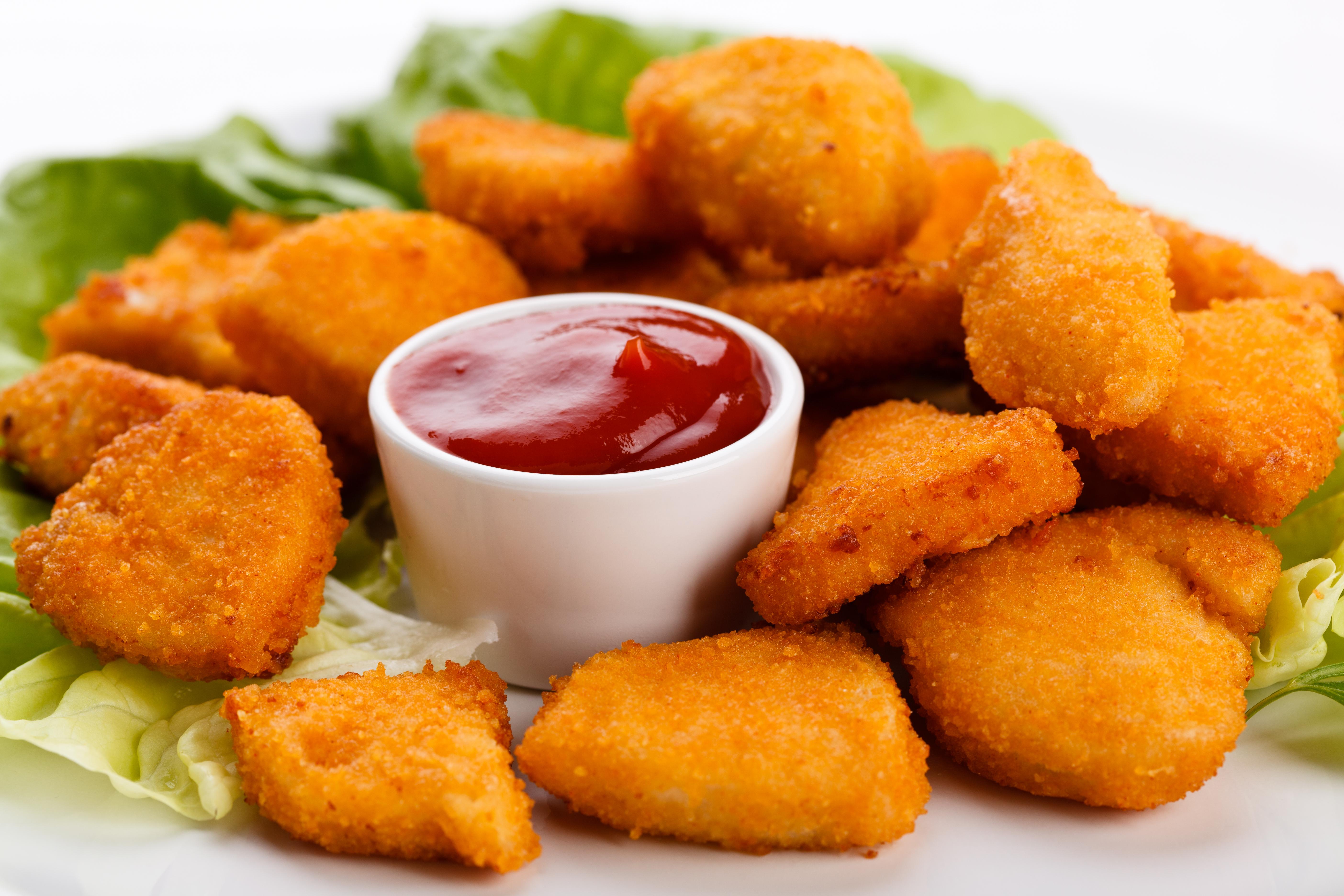 Наггетсы с сыром внутри в домашних условиях рецепт