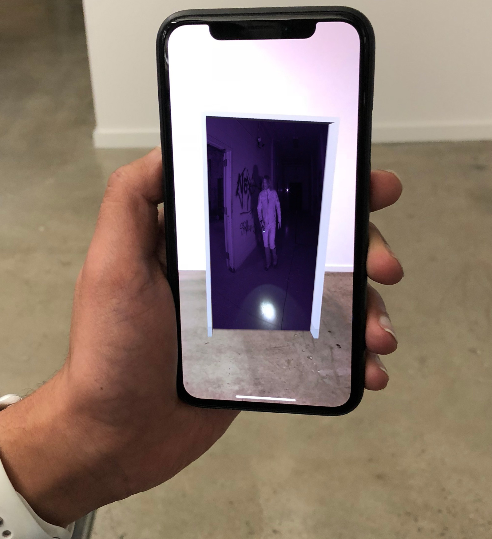 NextVR's augmented reality
