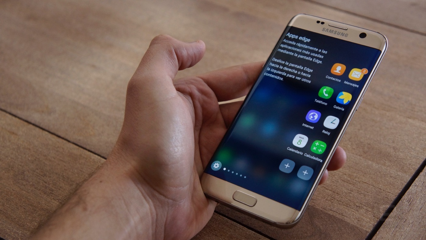 Samsung bate récord de reservas con sus Galaxy S7 y s7 edge