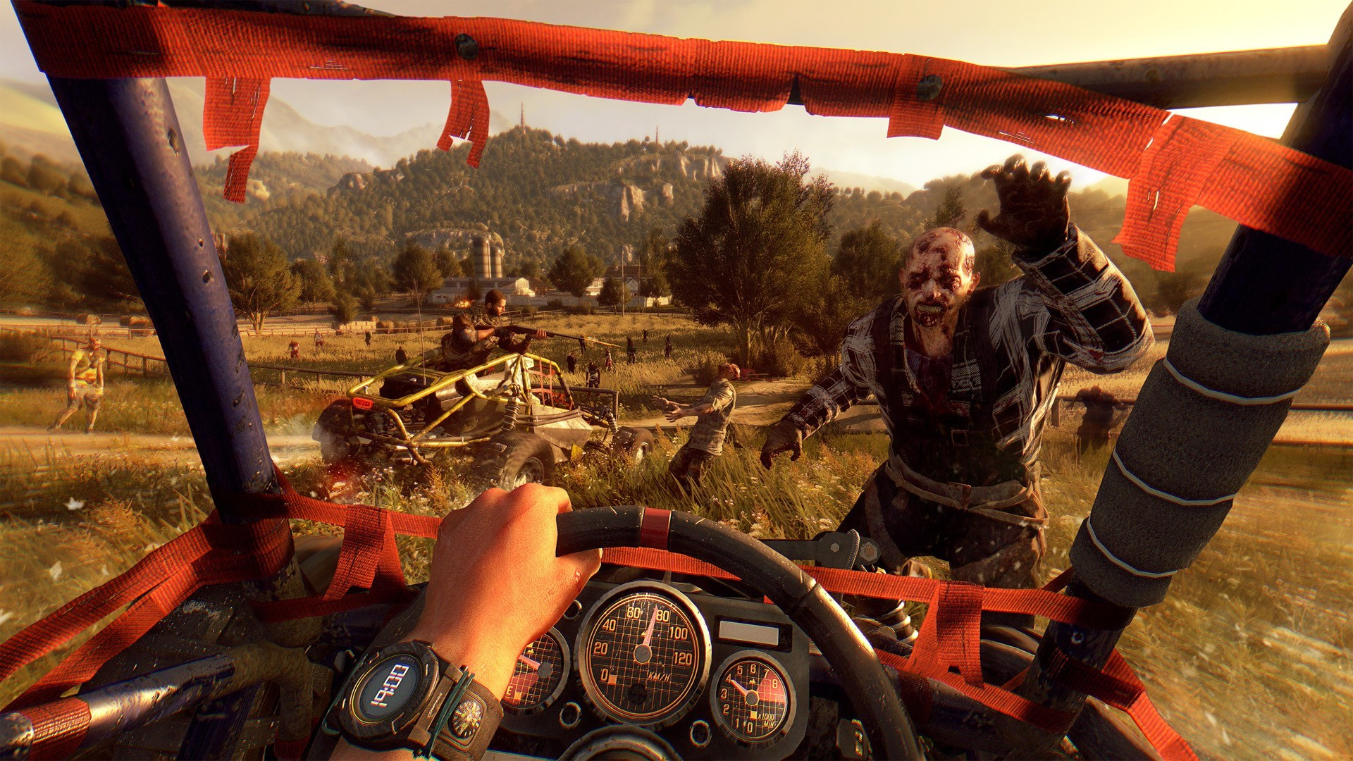 Hoy jugamos: 'Dying Light: The Following'