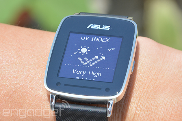 ASUS VivoWatch Review A Fitness Watch With Style And