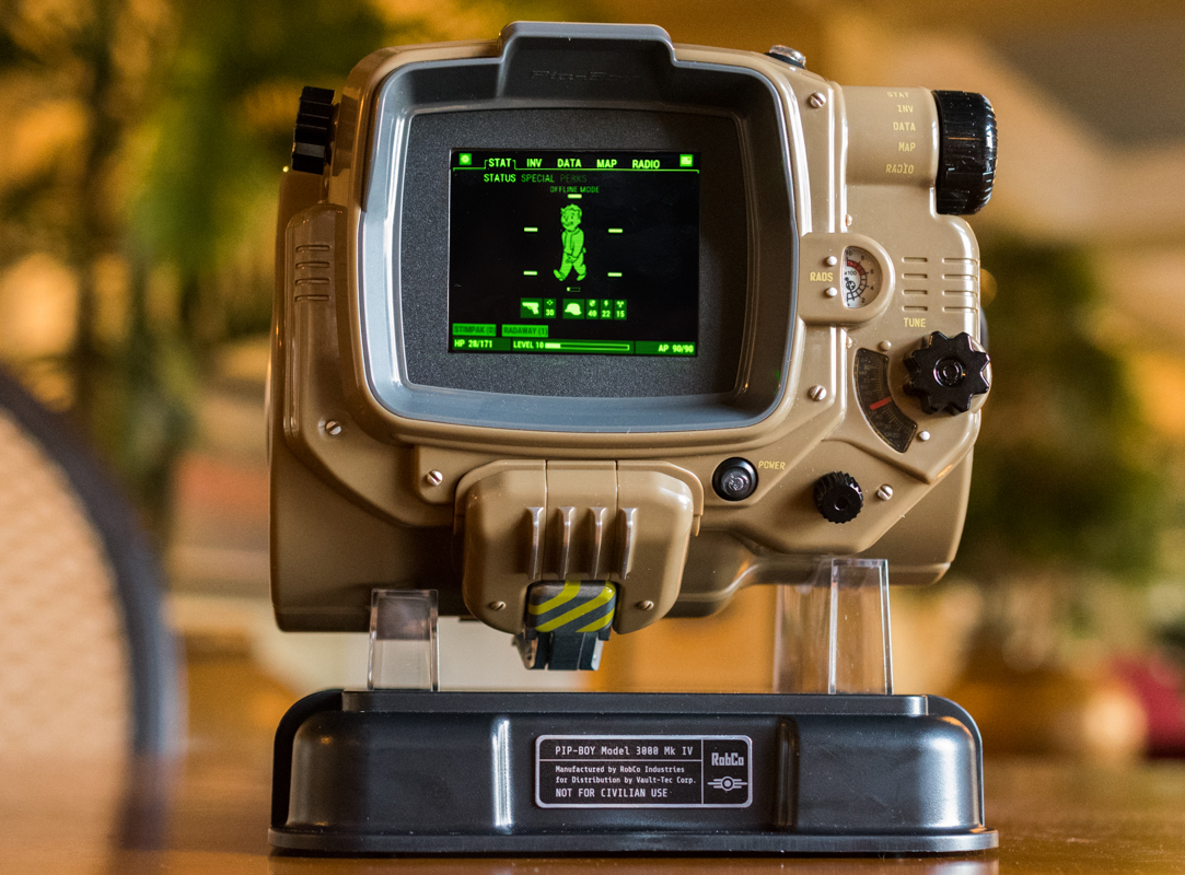 abstract fallout pip boy - photo #25