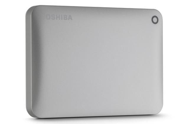 Toshiba stuffs 3TB into its latest portable hard drives