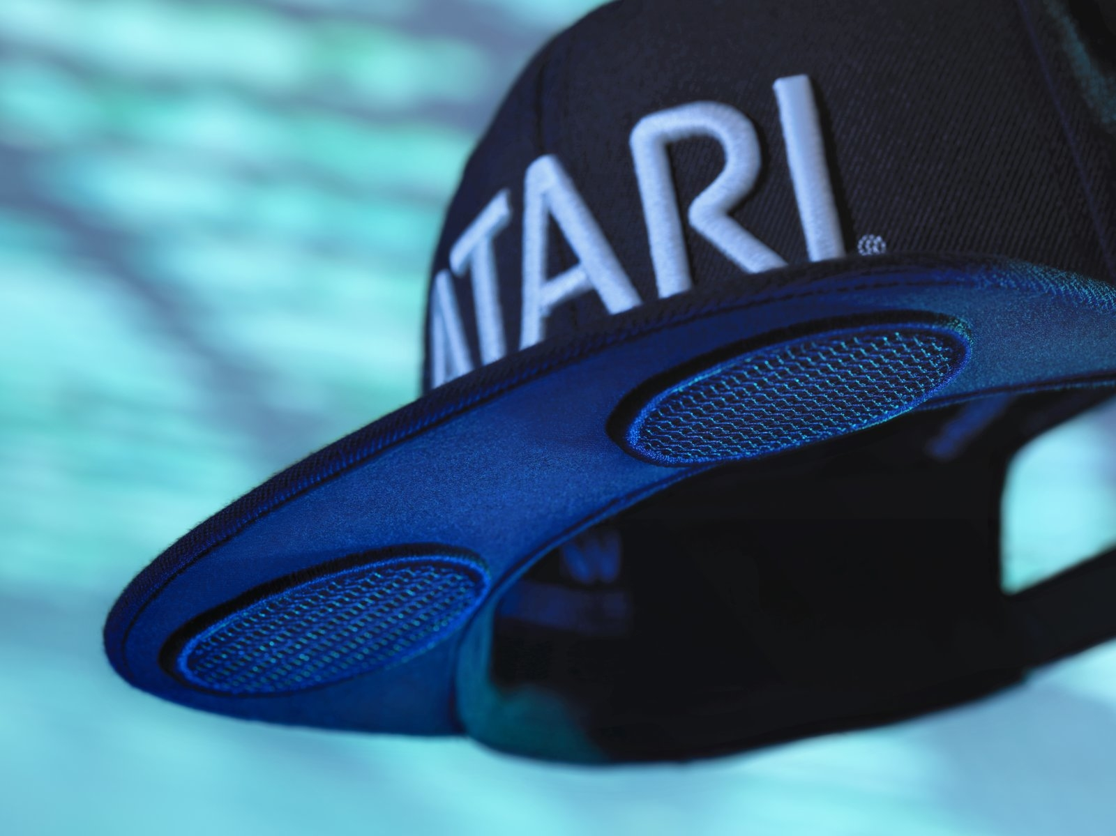 Atari Baseballcap mit Lautsprecher
