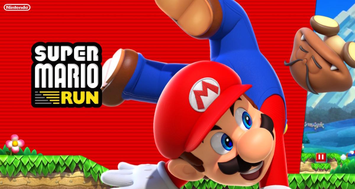 Ya tenemos fecha para Super Mario Run en Android