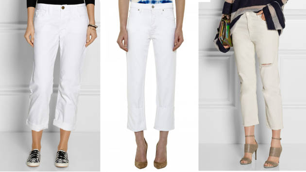 Q: Can I wear white jeans if I have cellulite?