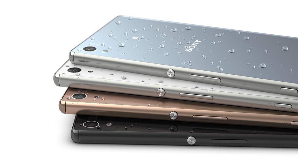 El nuevo Sony Xperia Z5 tiene pantalla 4K
