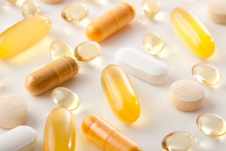 The vitamins you need for healthy, glowing skin