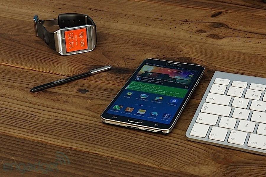 ¿Qué cambiarías del Samsung Galaxy Note 3?